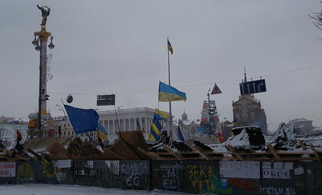 Wojna w obozie Janukowycza. Rewolucja na Ukrainie