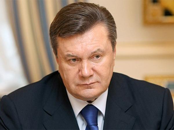 Prezydent Janukowycz poparł propozycję okrągłego stołu z opozycją