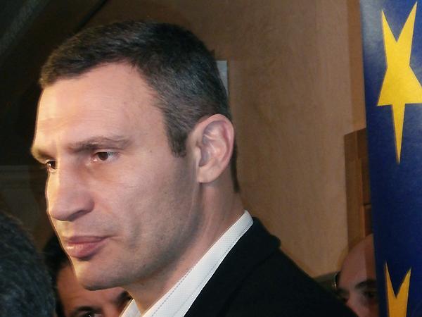 Witalij Kliczko zapowiedział w telewizji ARD, że będzie kandydował na prezydenta