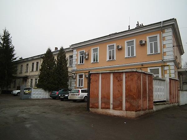 Gmach przyszłego Domu Polskiego (Fot. Krzysztof Szymański)