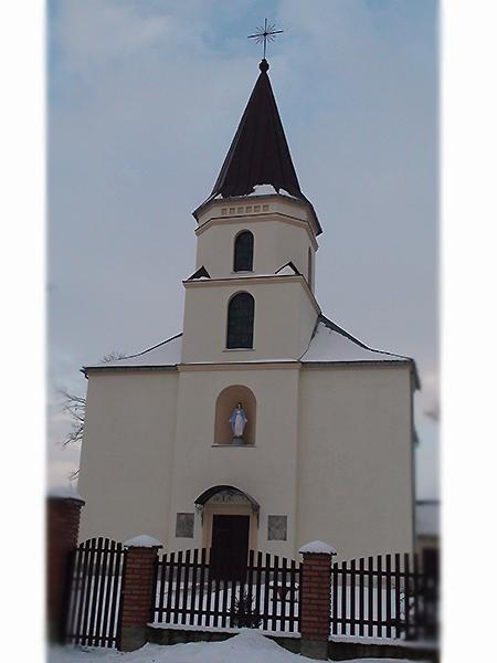 Kościół Wniebowzięcia NMP w Łyścu (Fot. ks. Bazyli Pawełko)