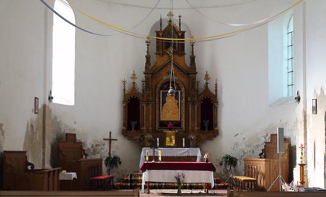 U Ormian w Łyścu modlą się katolicy