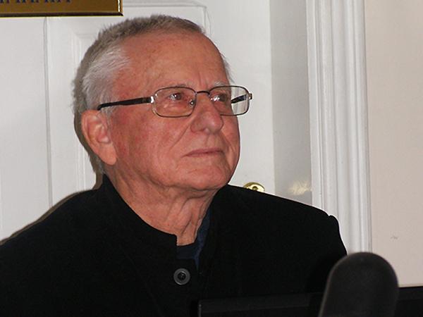 Prof. Marek Budzyński (Fot. Jurij Smirnow)