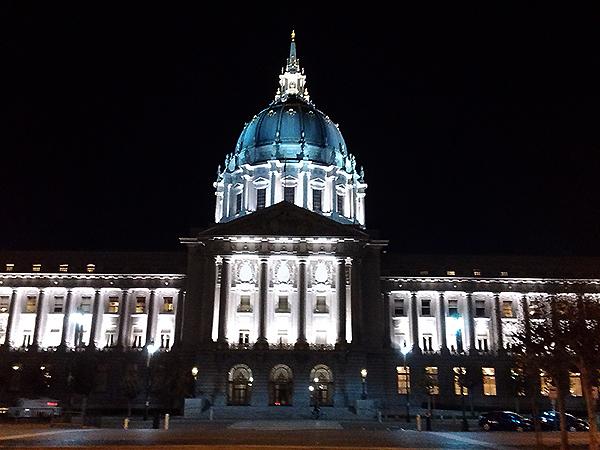 San Francisco, City Hall (Fot. Eugeniusz Sało)