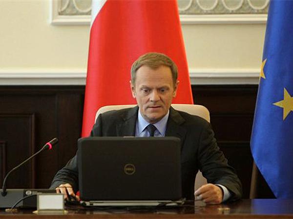 Tusk: Zwróciłem się do Rady Europejskiej, by zajęła się kwestią Ukrainy