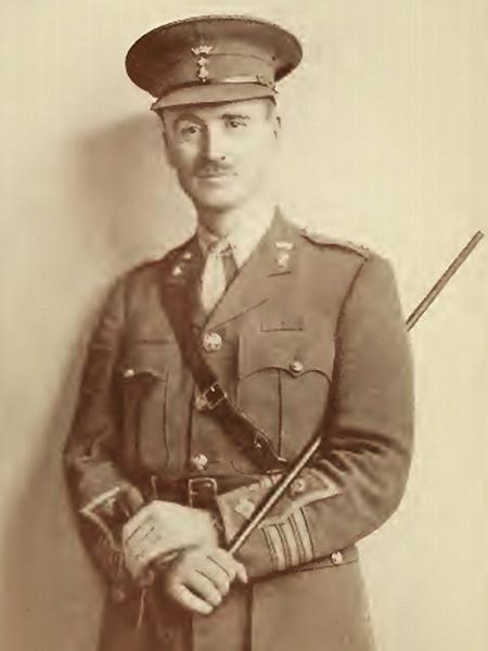 Pułkownik  John Patterson (Fot. (Wikipedia)