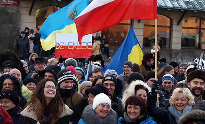 Kijów – Warszawa wspólna sprawa