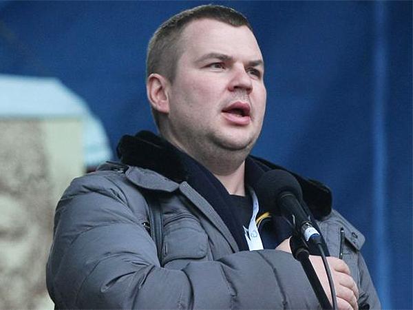 Odnalazł się poszukiwany aktywista Automajdanu
