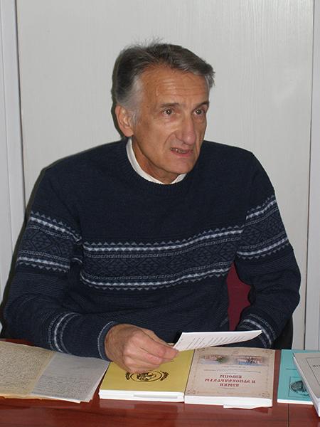 Aleksander Truchanienko (Fot. Jurij Smirnow)