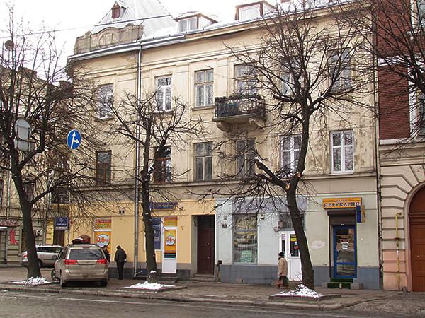 Dom, w którym się urodził Wojciech Kilar (Fot. Beata Kost)