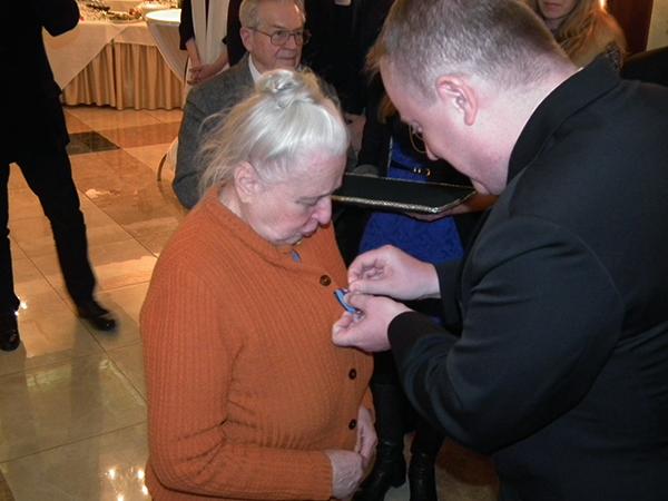 Minister Ciechanowski spotkał się z kombatantami