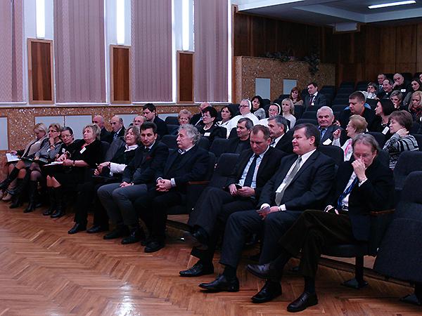 Uczestnicy konferencji (Fot. Eugeniusz Sało)