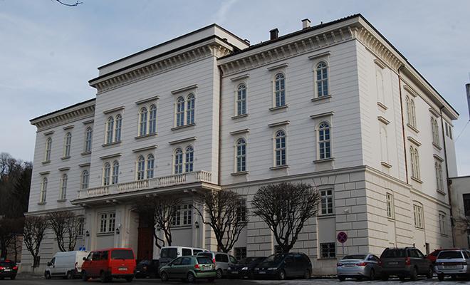 Kuria urzęduje w pałacu arcybiskupów