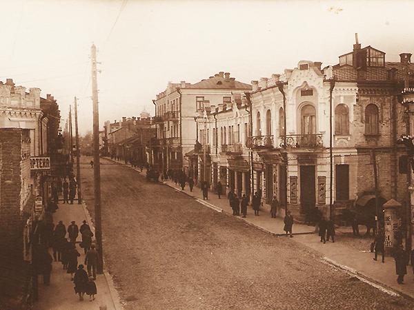 Łuck (Fot. z rodzinnego archiwum Tadeusza Marcinkowskiego)