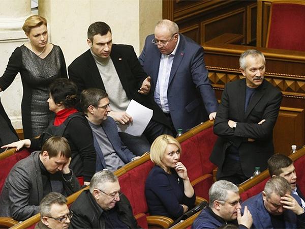 Ukraiński parlament uchwalił ustawę o amnestii, opozycja jej nie uznaje