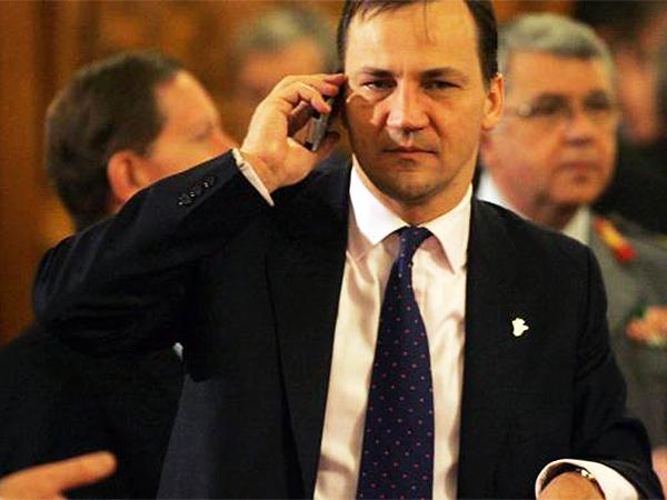 Rozmowa telefoniczna szefów MSZ Polski i Ukrainy