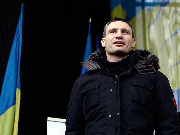 Kliczko apeluje do UE o objęcie Janukowycza zakazem wjazdu