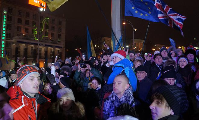 Czy Majdan jest wstępem do kampanii wyborczej 2015 roku?