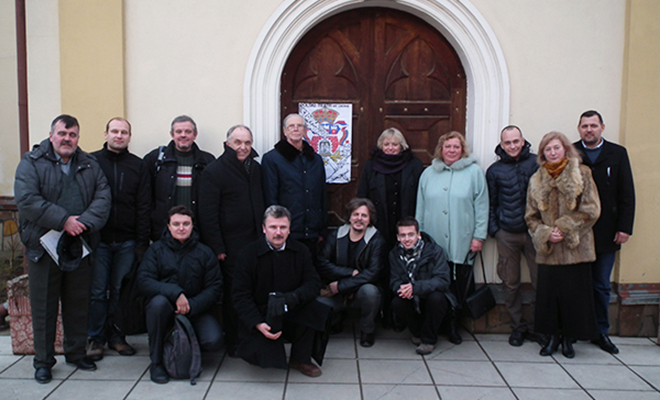 Szopka Lwowska w Mościskach