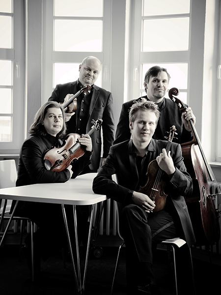 Szymanowski quartet (Fot. culture.pl)