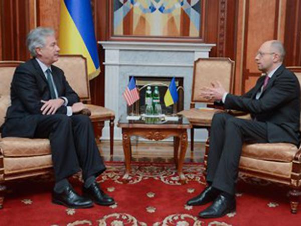Amerykańscy eksperci pomogą Ukrainie w przeprowadzeniu reform