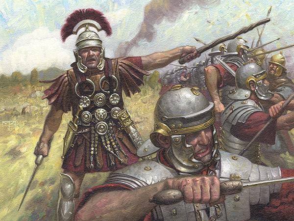 Centurion w akcji (Fot. markzug.com)