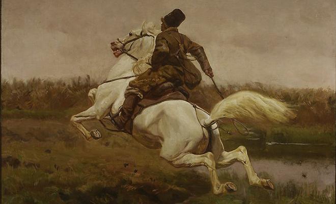 Postać Kozaka w romantycznej literaturze polskiej