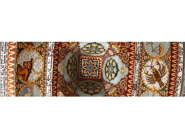 Fragment malowideł (Fot. Muzeum Historii Żydów Polskich)