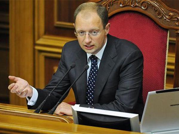 Arsenij Jaceniuk zatwierdzony na stanowisko premiera Ukrainy