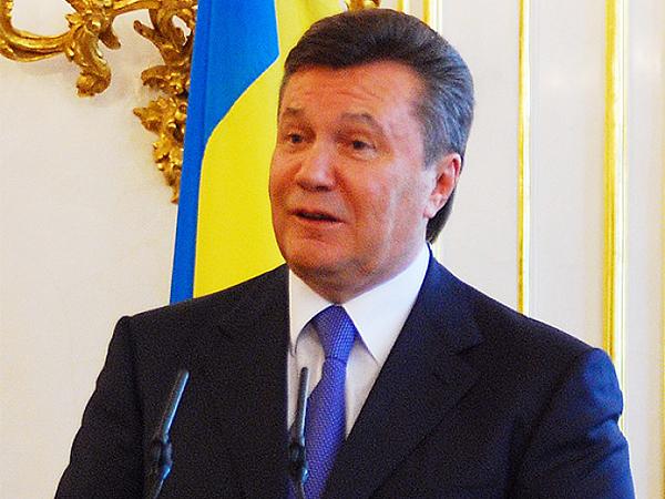 MSW Ukrainy: wysłano list gończy za Wiktorem Janukowyczem