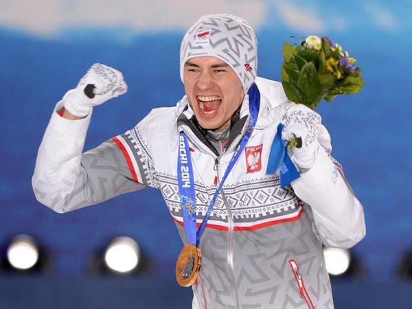 Prezydent pogratulował złotym medalistom