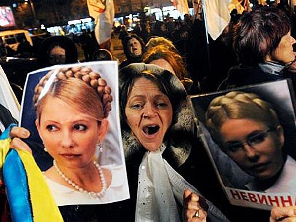 Władze chcą uregulować kryzys z pomocą Tymoszenko