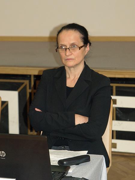 Bogumiła Berdychowska (Fot. Marcin Romer)