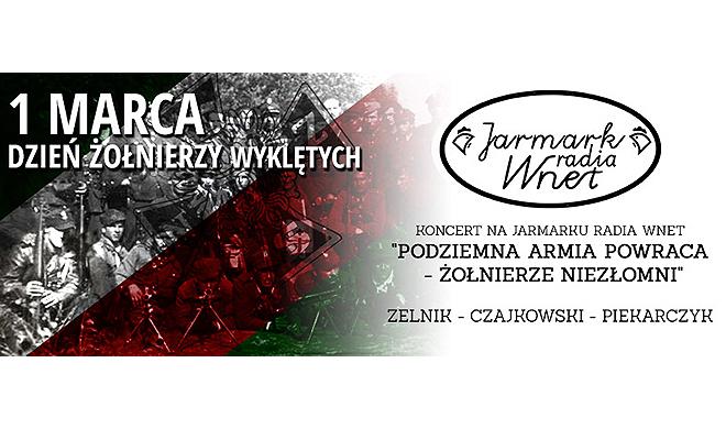 Podziemna Armia Powraca! Koncert w Hołdzie Bohaterom