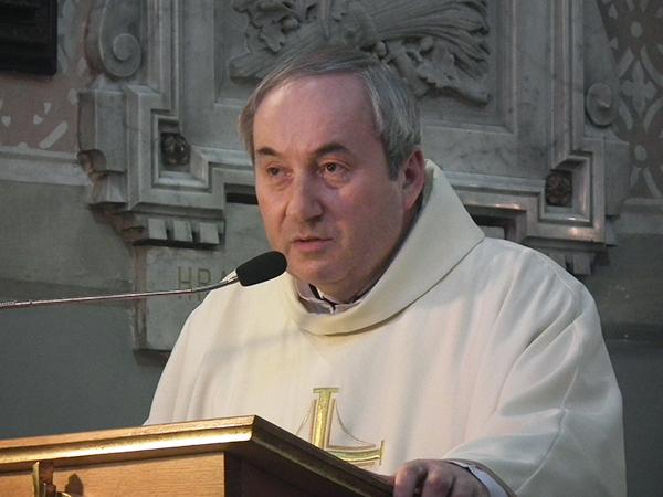 O. Władysław Lizun (Fot. Krzysztof Szymański)