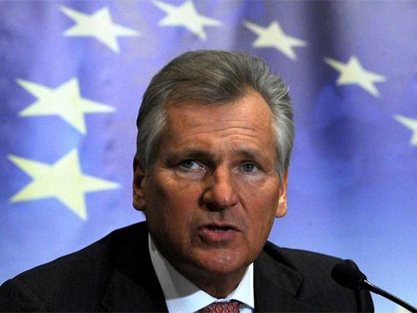 Sankcje UE służą uspokojeniu opinii publicznej