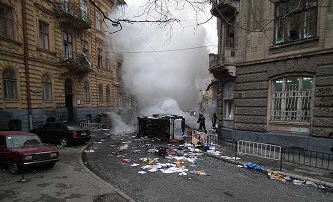 Noc odwetu we Lwowie 18-19 lutego 19.02.2014