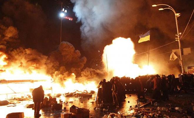 Ministerstwo zdrowia Ukrainy: w starciach w Kijowie zginęło 25 osób