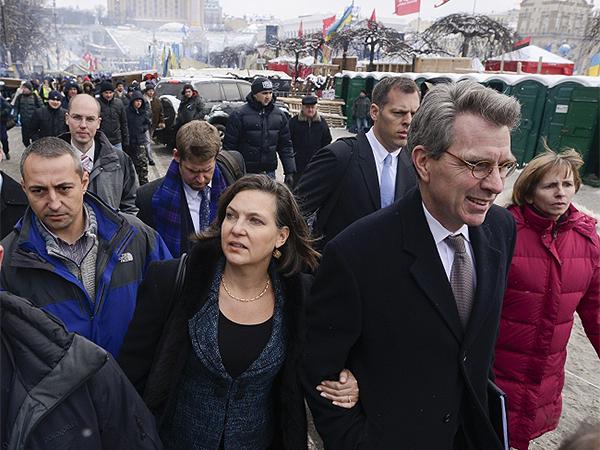 USA mogą udzielić wsparcia finansowego Ukrainie