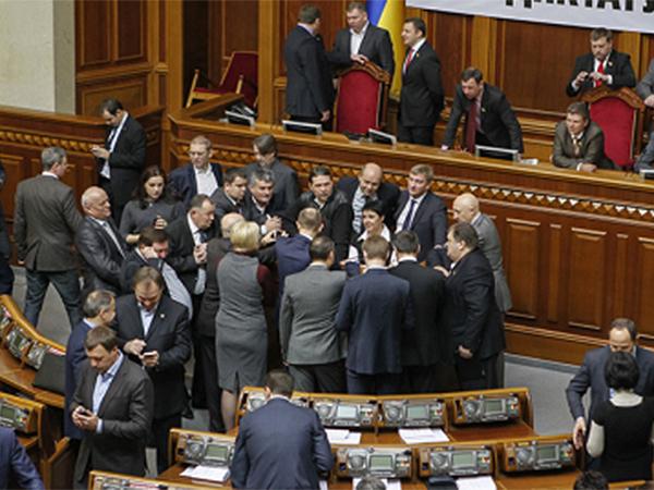 Wciąż nie ma propozycji reformy konstytucji Ukrainy