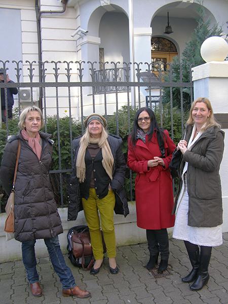 Polskie nauczycielki w Berlinie (Fot. Jurij Smirnow)