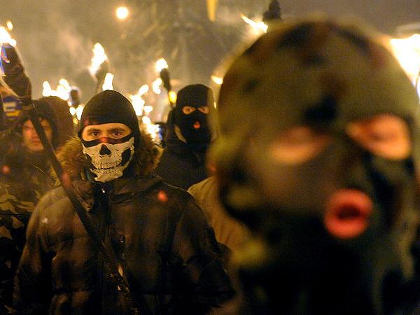 MSW Ukrainy ostrzega przed piątkowym aktem terrorystycznym skrajnej prawicy