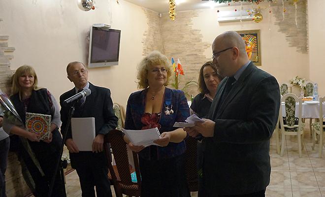 Kijowscy Polacy na Majdanie