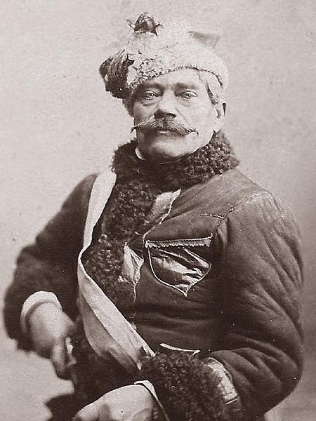 Józef Śmiechowski (Fot. Wikipedia.com)