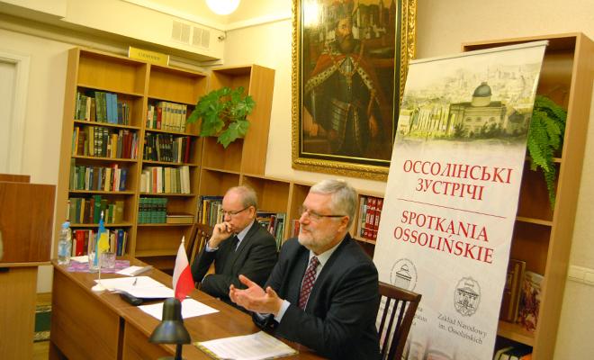 XXXVIII Spotkanie Ossolińskie