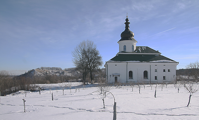 Klasztory zamiast Majdanu