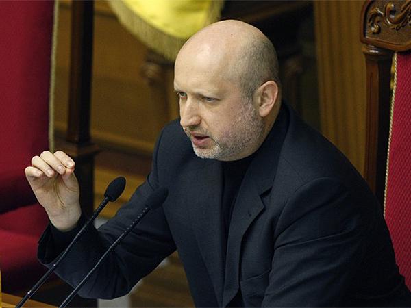 P.o. prezydenta Ukrainy ostrzega Rosję przed agresją wojskową