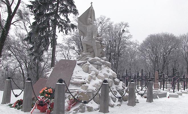 Pochówki generałów powstania styczniowego na Łyczakowie