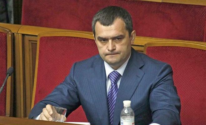 Parlament Ukrainy zwolnił p.o. szefa MSW