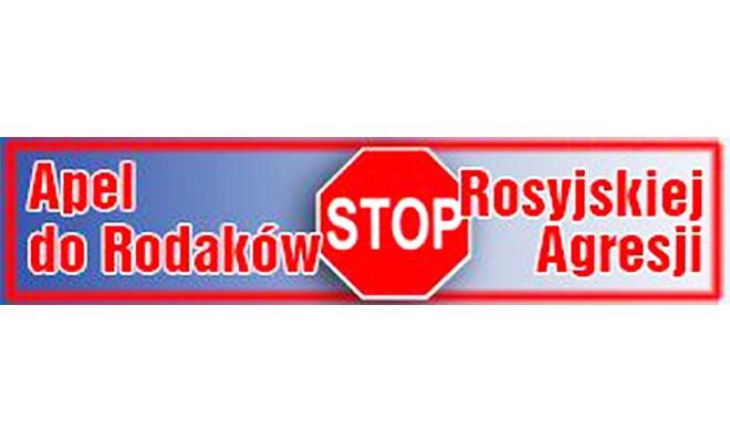 Apel do Rodaków!